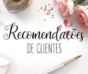 recomendações de clientes